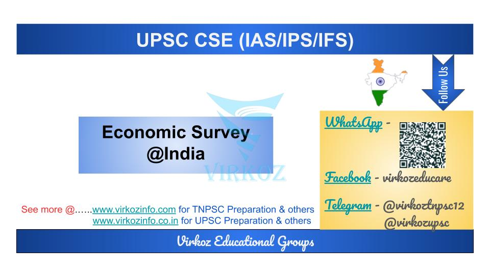 Economic Survey pdf