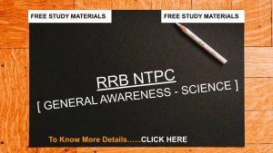 2021 RRB NTPC STUDY MATERIAL FREE DOWNLOAD PDF IN ENGLISH