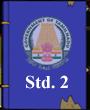 TN Tamil Nadu 2nd Standard Book