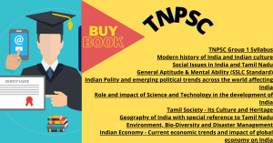 TNPSC Group 1 Mains Study Material PDF
