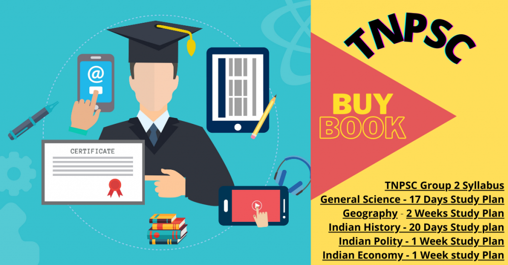 TNPSC Group 2 Study Material in English PDF Free Download
